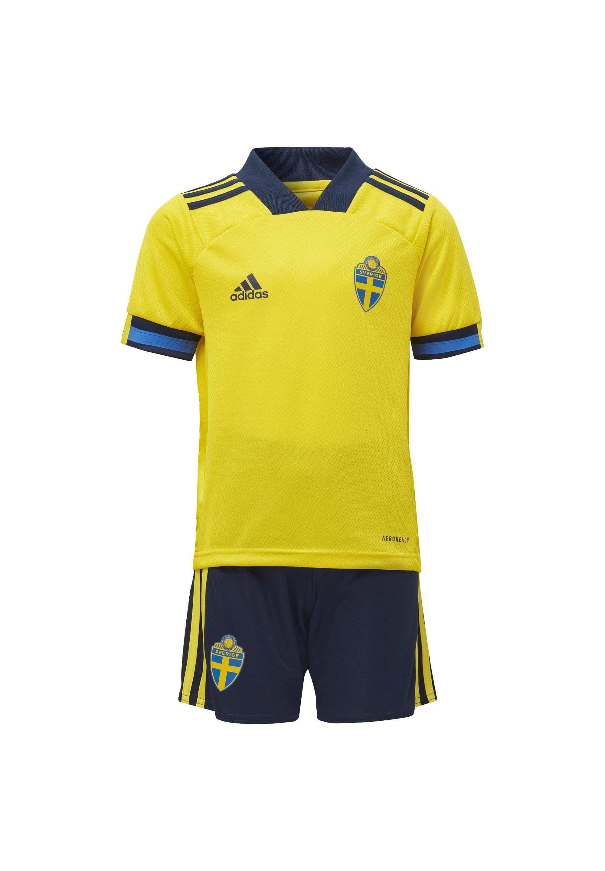 Kids SVFF SWEDEN AEROREADY MINIKIT - Sports shorts