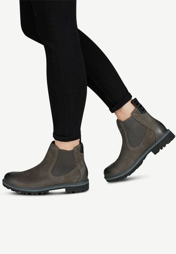 Classic ankle boots - graphite