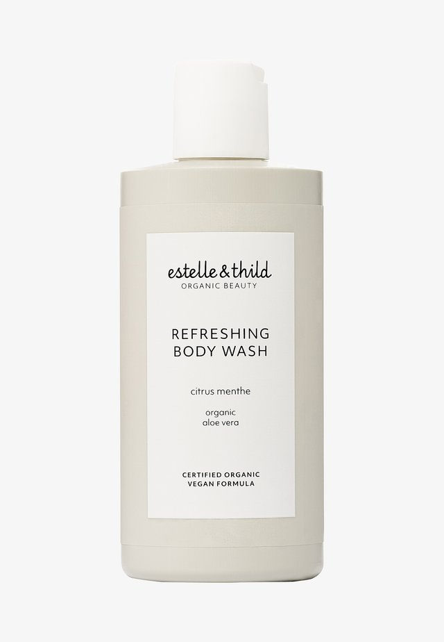 CITRUS MENTHE REFRESHING BODY WASH - Gel douche - -