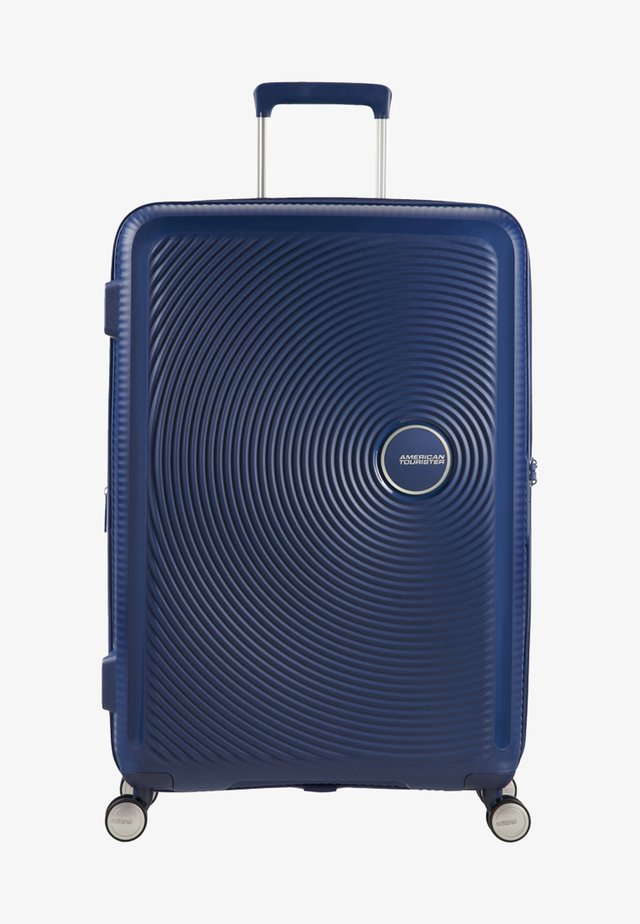 SOUNDBOX - Wheeled suitcase - midnight navy