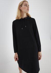 b.young - Jersey dress - black - 0