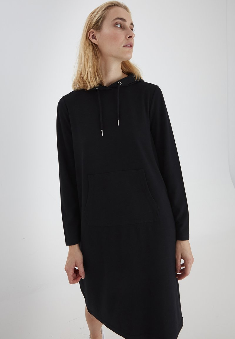b.young - Jersey dress - black