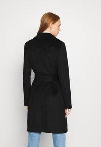 mbyM - TANNI - Classic coat - black - 2