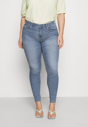 CARHIRIS LIFE PUSHUP - Jeans Skinny Fit - light blue