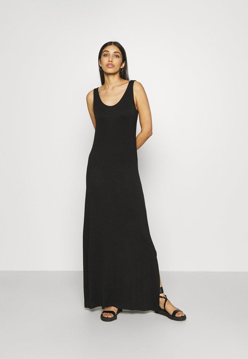 Vila - VIDINA DRESS - Maxi dress - black