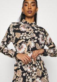 Vero Moda - VMLOLA SHORT DRESS  - Shirt dress - old rose/lola - 3