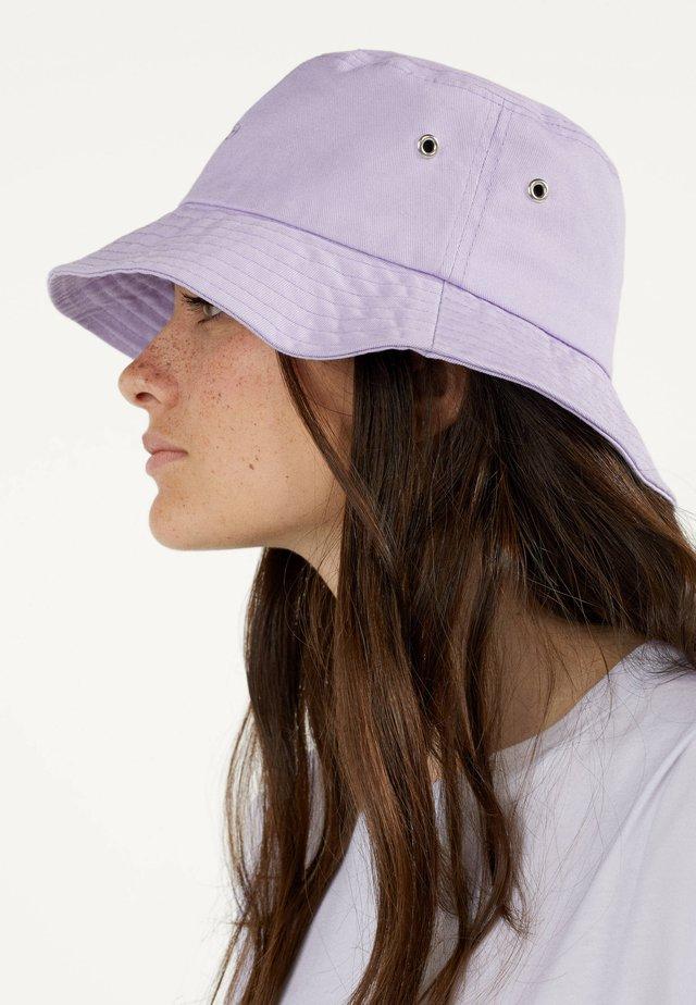 Chapeau - mauve