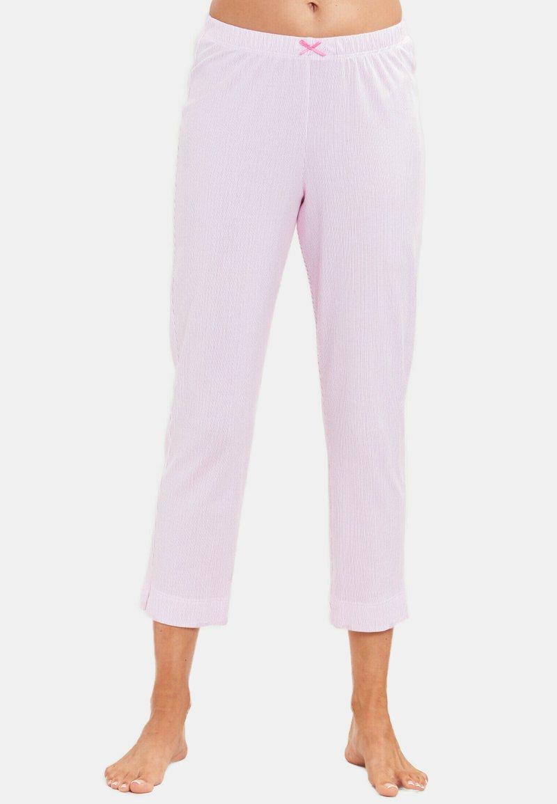 Rösch - 7/8 LENGTH - Pyjama bottoms - aurora pink