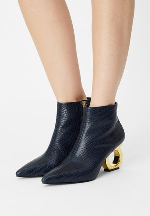 ALBA - Ankle boots - ink