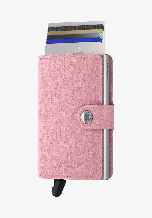 Lompakko - crisple pink