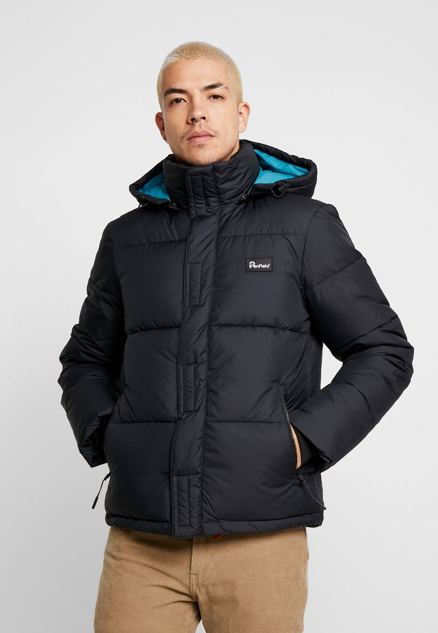 EQUINOX - Winter jacket - black