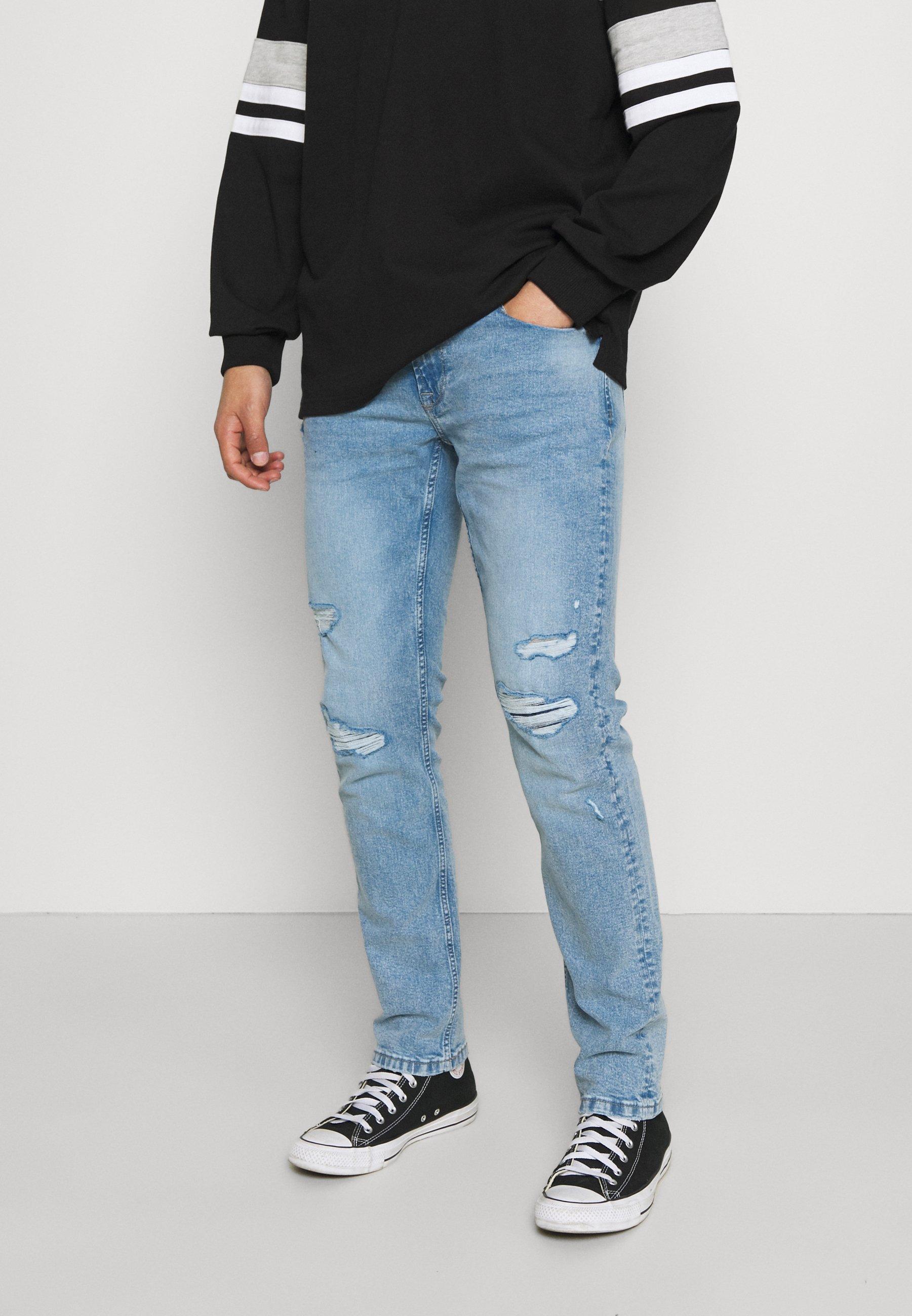 Men ONSLOOM LIFE REPAIR - Slim fit jeans