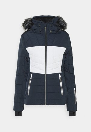 GARPOM - Ski jacket - black gunmetal