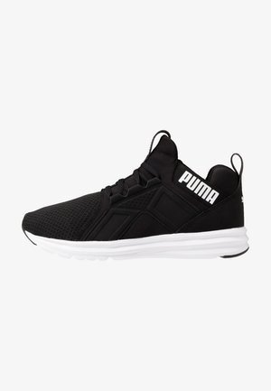 ENZO EDGE MESH - Sports shoes - black/white