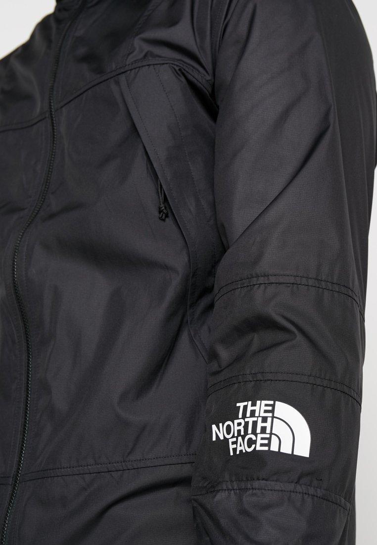 The North Face LIGHT WINDSHELL JACKET - Windbreaker - black/schwarz gc1cxH