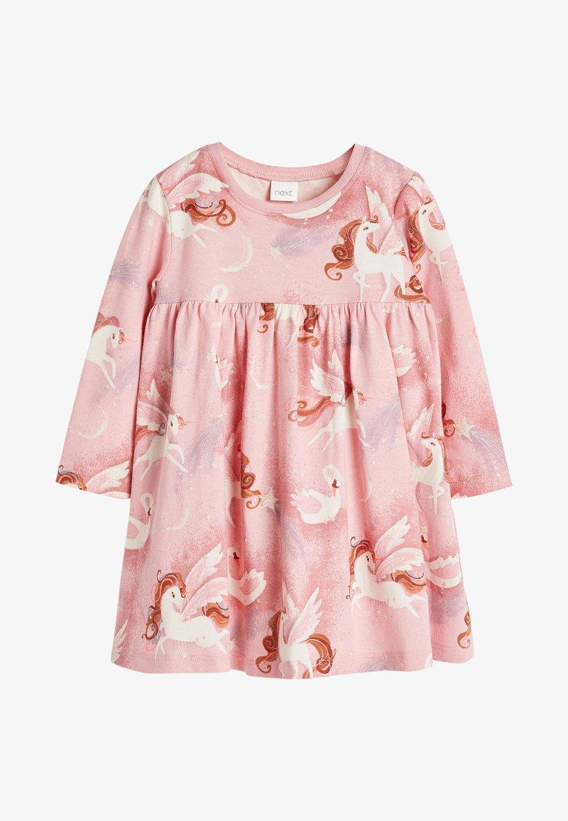 Next - Jersey dress - pink