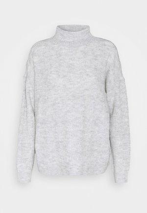 PCBECKY - Maglione - light grey melange