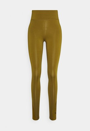 ONE 7/8  - Legginsy - olive flak/black