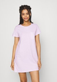 Anna Field - 2 PACK - Nightie - white/purple