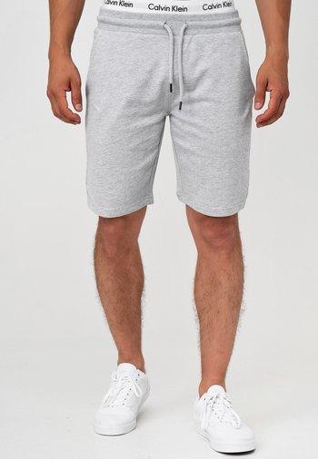 ECKERD - Shorts - lt grey mix