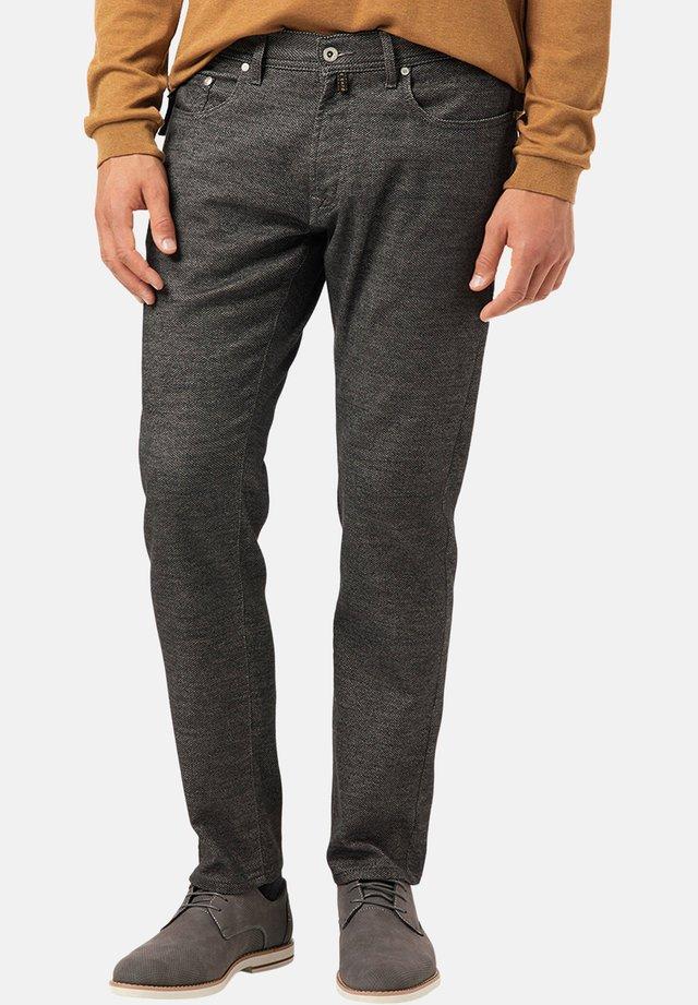 LYON VOYAGE - Slim fit jeans - grau