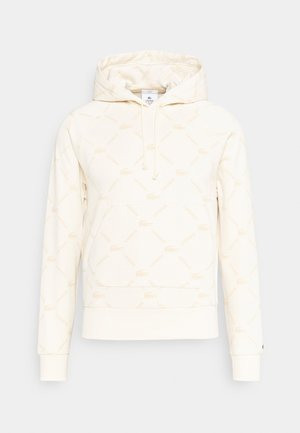 UNISEX - Sweat à capuche - naturel clair/viennese