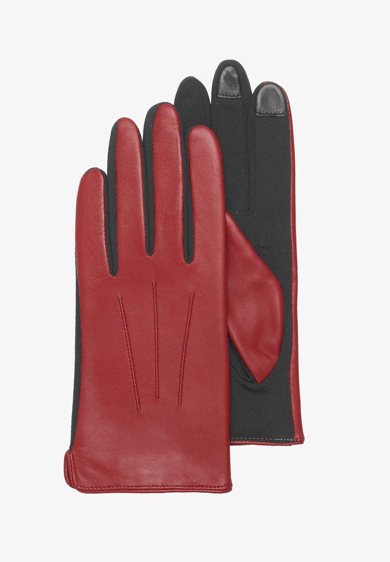 Otto Kessler - Gloves - crimson