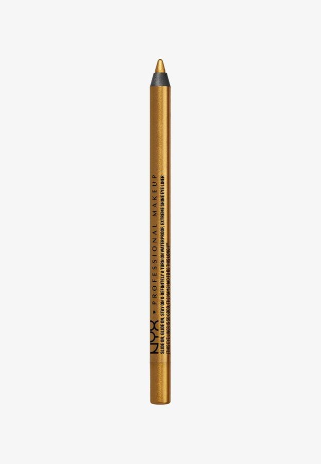 EYELINER SLIDE ON PENCIL - Eyeliner - 18 gold