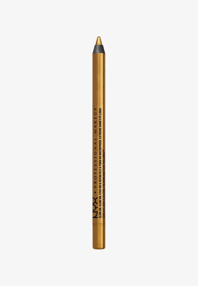 Nyx Professional Makeup - EYELINER SLIDE ON PENCIL - Eyeliner - 18 gold