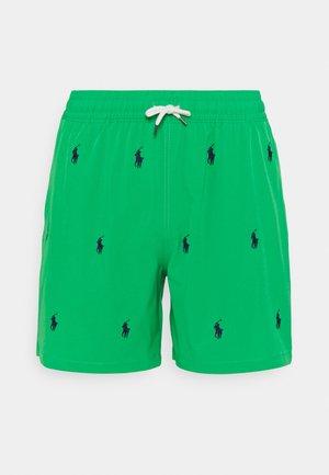TRUNK - Swimming shorts - golf green
