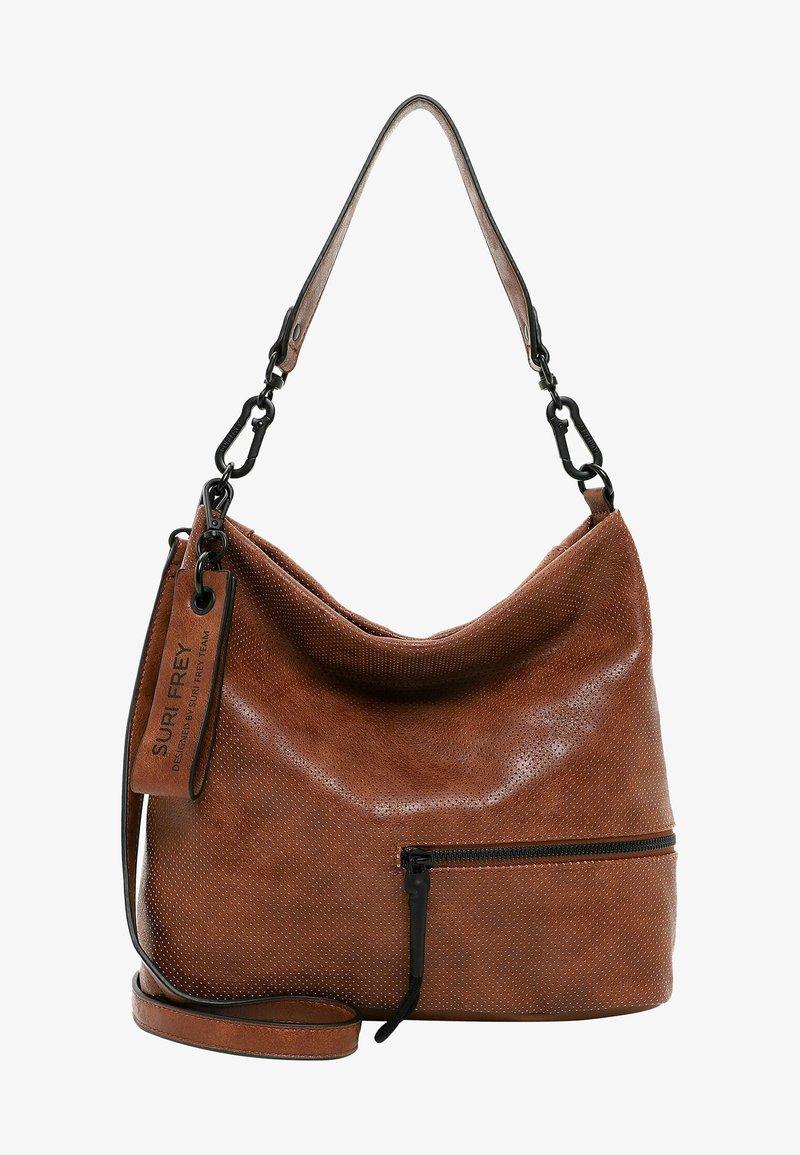 SURI FREY - CHELSY - Handbag - cognac