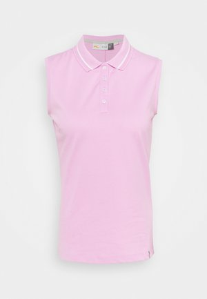 WOMEN SANNA  - Polo - pink reef