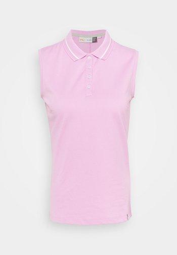 WOMEN SANNA  - Polo shirt - pink reef