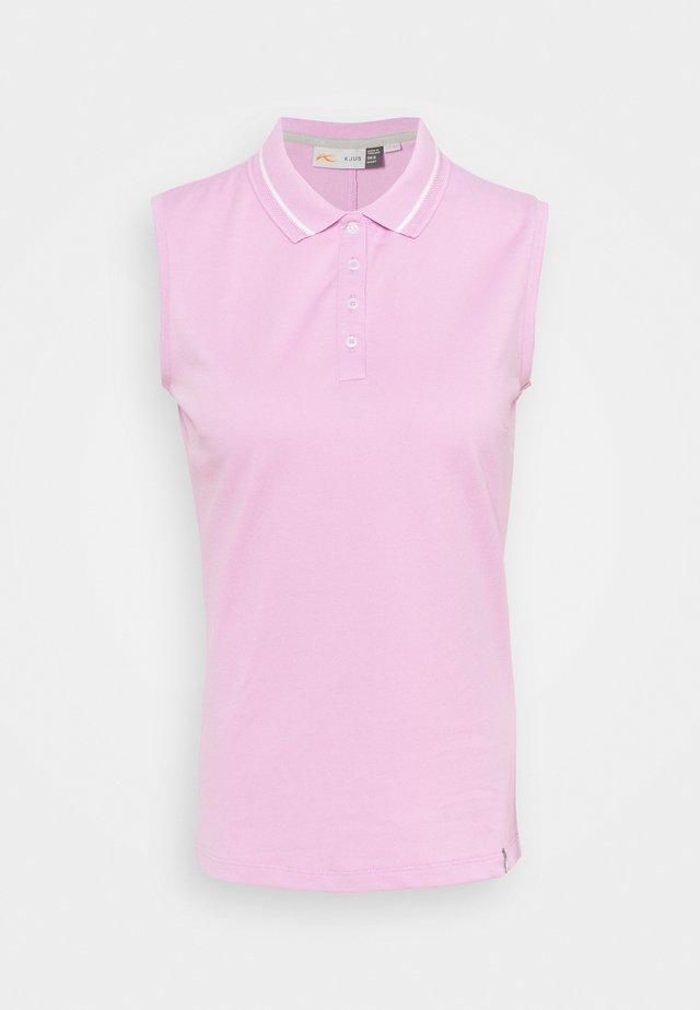 WOMEN SANNA  - Polo - pink reef