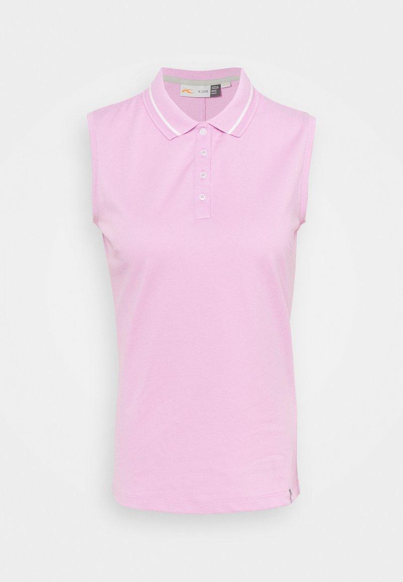 Kjus - WOMEN SANNA  - Polo shirt - pink reef
