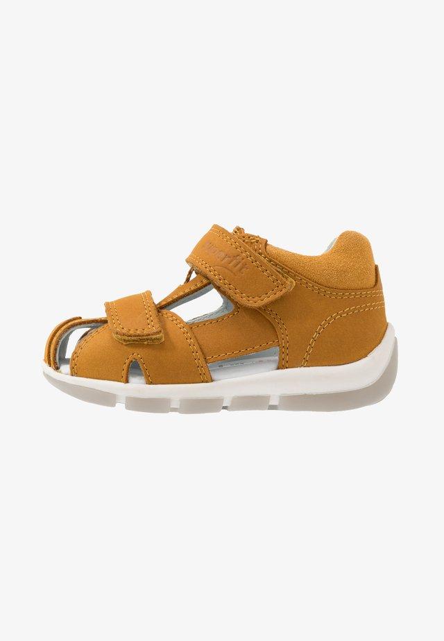FREDDY - Baby shoes - gelb