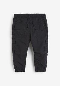 Next - Cargo trousers - black - 1