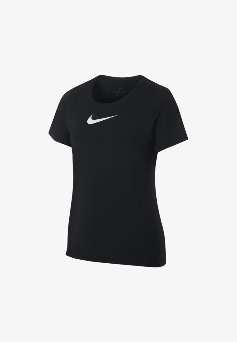 Nike Performance - Camiseta básica - black/white