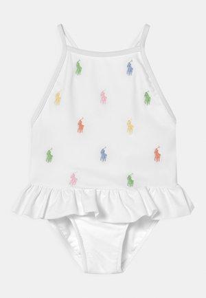 SCHIFFLI - Swimsuit - white
