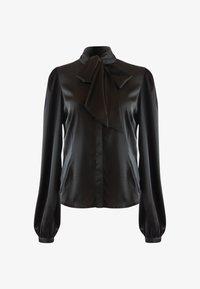 Aline Celi - MARI - Button-down blouse - black - 4