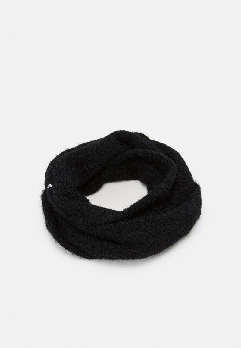 The North Face - PLUSH SCARF - Hals- og hodeplagg - black