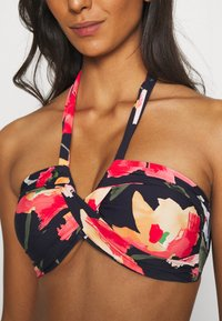 Seafolly - SUMMER MEMOIRS BANDEAU - Bikini top - indigo - 3
