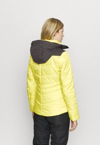 Icepeak - VIDALIA - Skijakke - yellow - 3