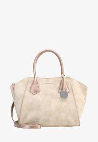 Tamaris - DELFINA - Handbag - sand - 1