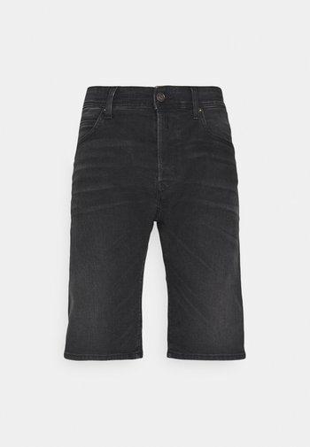Shorts di jeans - dark grey