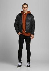 Jack & Jones - Jeans Skinny Fit - black denim - 1