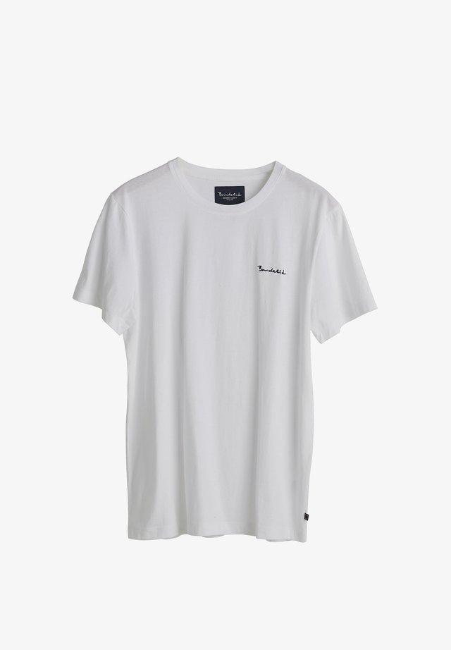 SANTINO - T-shirts basic - white