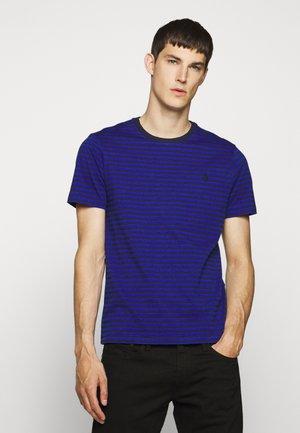 Print T-shirt - heritage royal