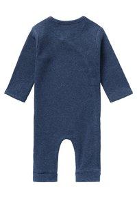Noppies - NEVIS - Sleep suit - navy melange - 1