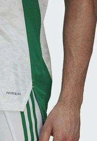 adidas Performance - T-Shirt print - white - 5